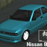 Nissan Sentra B13 Se R Stock Version For Gta San Andreas