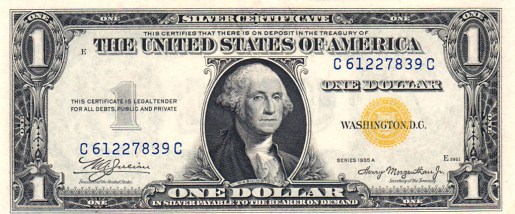 A BRIEF HISTORY OF SILVER CERTIFICATES - Liberty Coin & Currency