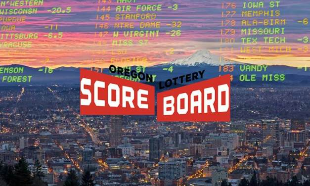 Oregon Lottery Launches Scoreboard – State's Official Sports Betting App