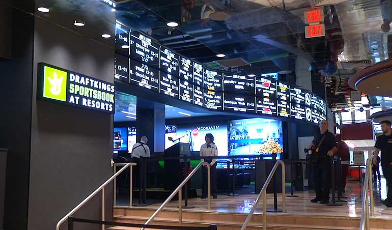 Sportsbook News – New Jersey Betting-Friendly Laws Reap Rewards