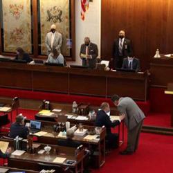 NC Sports Betting Bill Gets Senate Vote