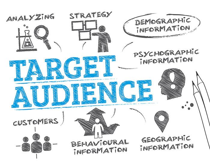 target audience liberty digital
