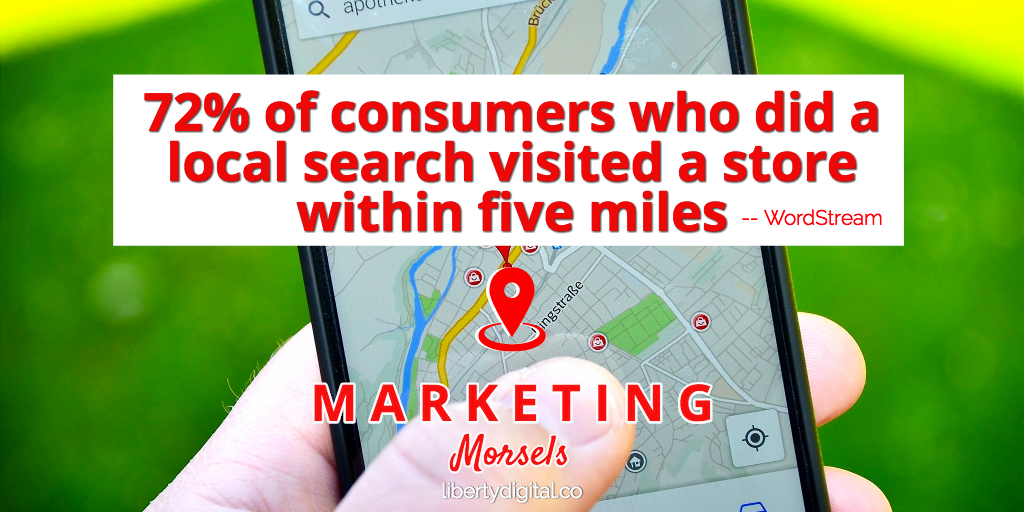 local search matters