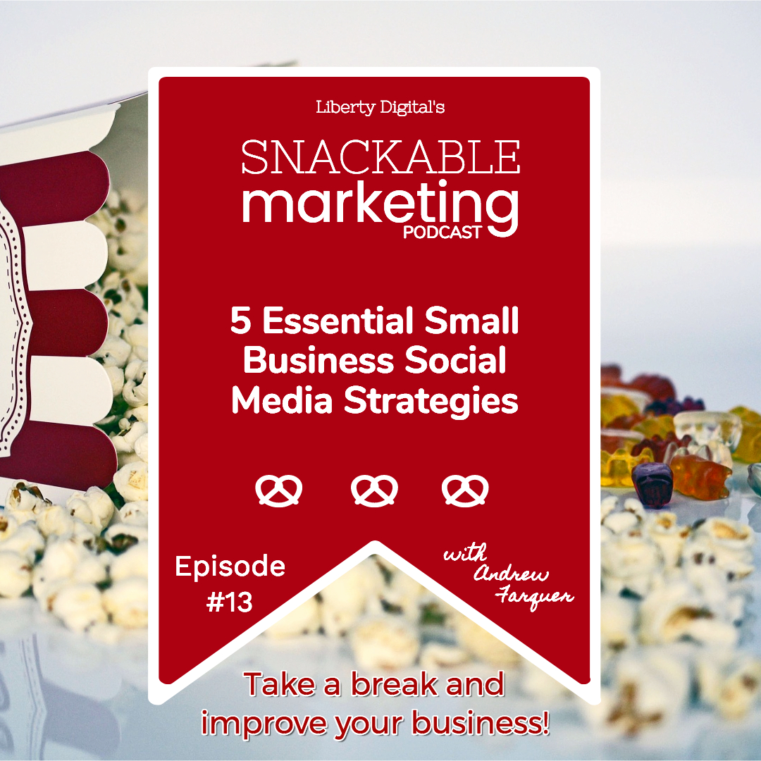 Essential Small Business Social Media Strategies