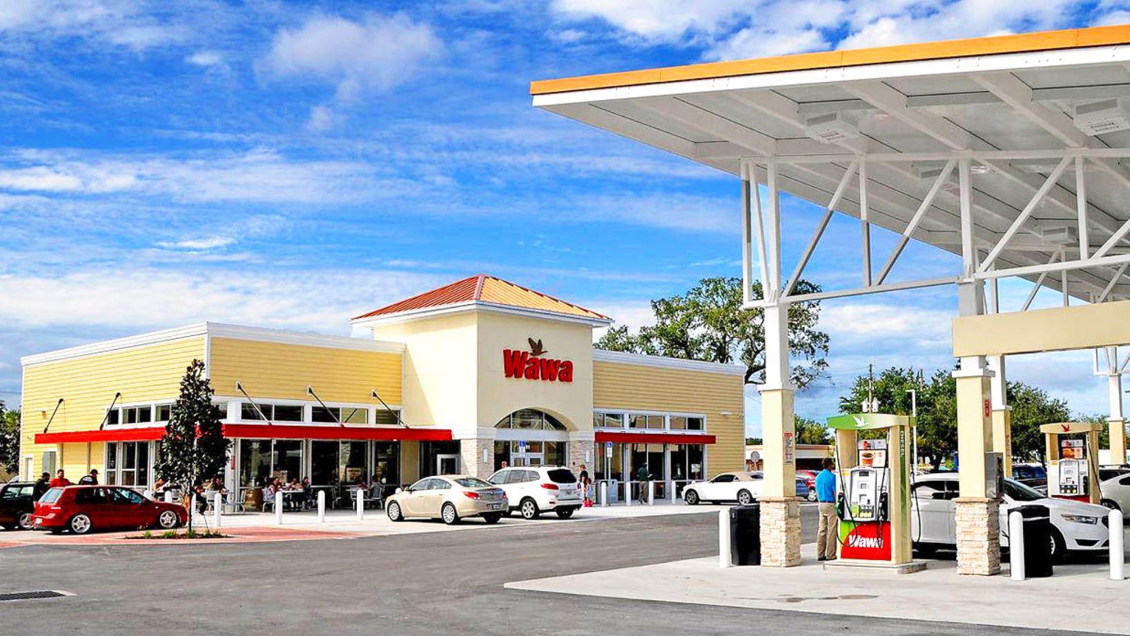 Wawa convenience store as a Triple Net property - Liberty Real Estate