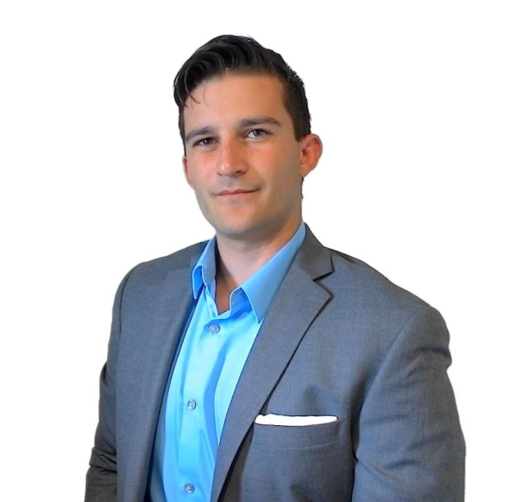 Picture of Jordan Steck, Vice President of Acquisitions & Capital Markets, East, for Liberty Real Estate.
