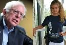 Bernie Sanders Campaign Calls Kaitlin Bennett a White Supremacist