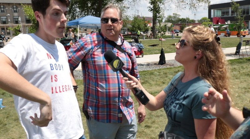 Suspects Who Attacked Conservatives at Buttigieg Rally Identified, Police Seeking Arrest Warrants