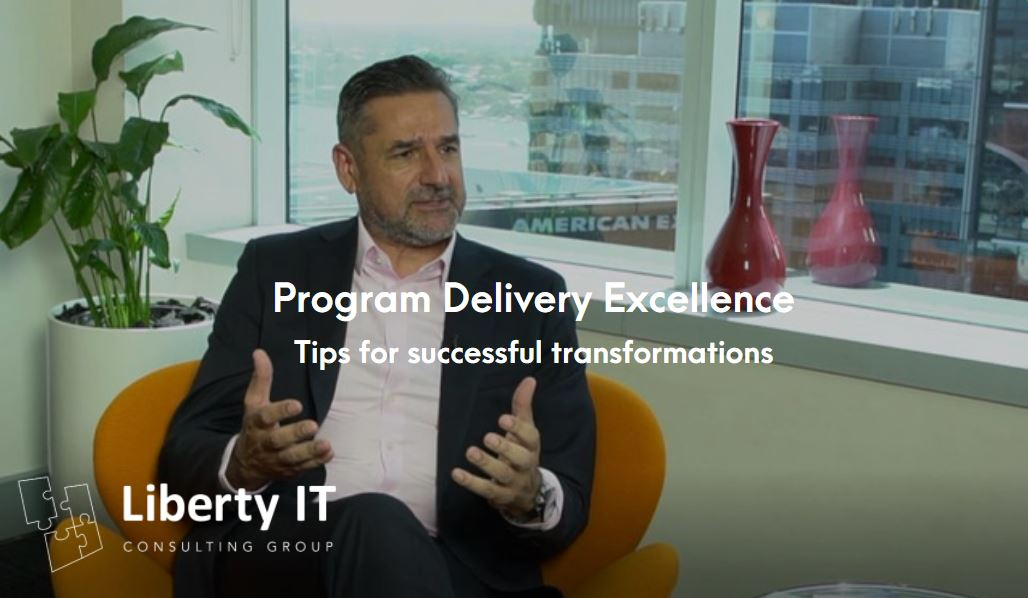 What makes major project transformations successful? John Dimitropoulos shares his thoughts on contributing factors.