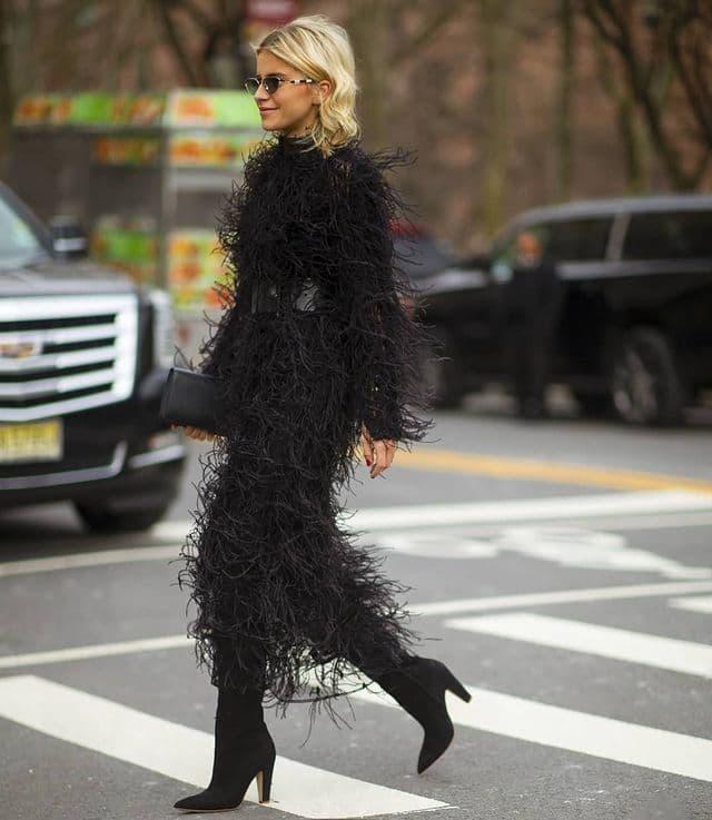 Fashion_ Total Black. Как носить чёрный стильно?