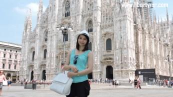 Liburan di Milan Italia, Duomo Milano & Galleria Vittorio Emanuele II (17)