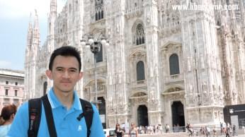 Liburan di Milan Italia, Duomo Milano & Galleria Vittorio Emanuele II (18)
