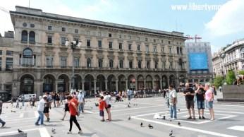 Liburan di Milan Italia: Duomo Milano & Galleria Vittorio Emanuele II