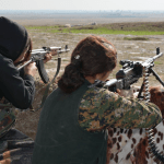 Why ISIS Fighters Are Terrified Of Women Soldiers With Guns