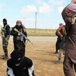 Dad And Son Are Moments From ISIS Execution… When CLICK, and 'The Butcher' Miraculously Drops