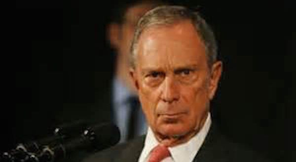 Anti-gun billionaire Michael Bloomberg's Everytown for Gun Safety supports gun control measures in Maine and Nevada that local sheriffs oppose.