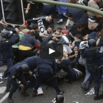 MUSLIM HELL IN GERMANY: Riots In Immigration Center — 1 In 4 Want Invading Immigrants Gunned Down At Border!