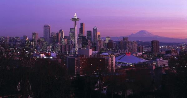 Seattle - Public Domain
