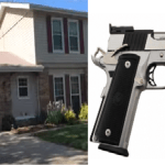 Quick Thinking Homeowner Turns The Tables On Intruder With A Stolen Gun