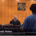 Oregon Judge Ignites Furor: Guns 'Are a Scourge of This Country'
