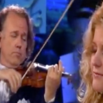 The Most Beautiful 'Ave Maria' Sung By Mirusia Louwerse With Andre Rieu