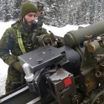 VIDEO: Canadian Avalanche Control Via 105mm Howitzer – Way Too Much Fun!