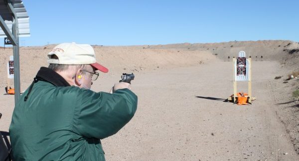 Range Day at SHOT Show: Industry is zeroing in on business not under threat.