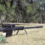 VIDEO: New 6′ Sniper Rifle Kills From Two Miles Away, ISIS Has No Chance!