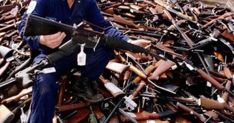 Australia Back For More Citizen's Guns Starting July: New Amnesty Program Announced