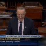 Anti-gun Schumer Threatens to Filibuster Gorsuch
