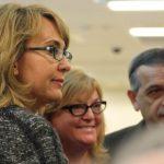 Giffords Again Gabbing About Guns, Announces 'New Coalition'