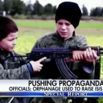 'G' Is For GUN: US Troops Find ISIS Textbooks Used To Brainwash Children
