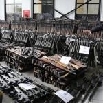 WARNING: 10,000 Weapon Terrorist Arsenal Seized In Europe