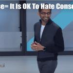 Google Rebukes Conservative Values