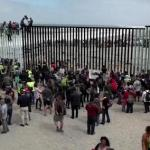 'CARAVAN' REJECTED: Migrants Furious After Border Officials REFUSE Entry