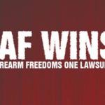 SAF WINS AGAIN! Court Grants Injunction Against Deerfield, IL  Gun Ban