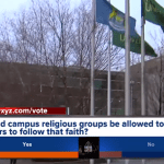 Michigan University Shuns Christianity- Students Get Even