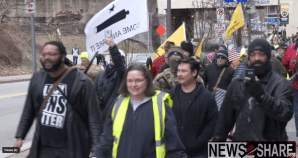 Hundreds Rally for Rights v. Proposed Pittsburgh Gun Control