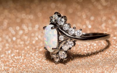 Opal's Shifting Play of Kaleidoscopic Colors is Unlike Any Other Gem.