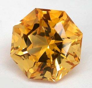November Birthstone Citrine
