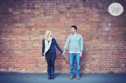 {him & her} engagement shoot Bristol Clifton Suspension Bridge Ashton Court