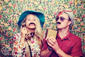 Liberty Pearl vintage photo booth
