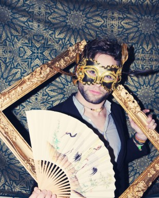 Liberty Pearl Vintage photo booth Une Soiree Inoubliable Charity event Bristol 51