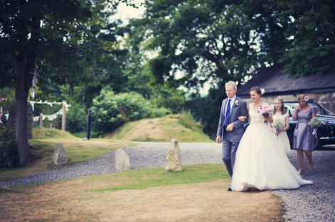 Lydia and Mike - Cornish wedding The Green Cornwall Liberty Pearl wedding photography 32