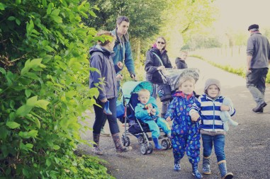 Jeremiah's Journey – A Jolly Toddle at Buckland Abbey Devon
