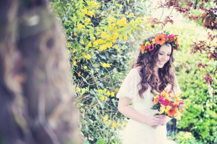 La Belle Styled wedding bridal Photo Shoot