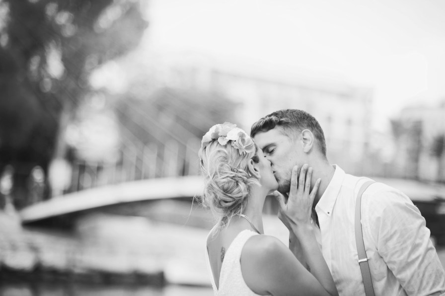 Sophie and Olly photo shoot - Print 148