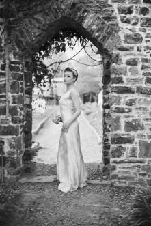 Clovelly House Vintage styled photo shoot wedding blue fizz events Devon wedding photography
