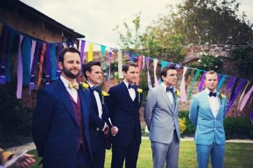 Englich country garden wedding at Kingston Estate Devon photographer 22