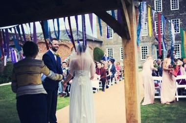 Englich country garden wedding at Kingston Estate Devon photographer 24